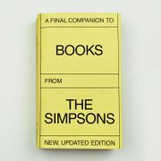 Lebrun Olivier A Final Companion to Books from the Simpsons new ed 2018.jpg