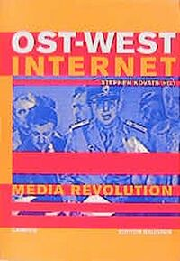 Kovats Stephen Hrsg Ost-West Internet 1999.jpg