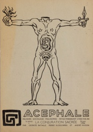 Cover art for Acéphale