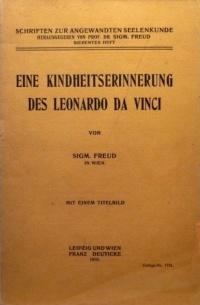 freud leonardo essay Psychoanalysis texts - leonardo da vinci and a memory of his childhood by sigmund freud (1910.