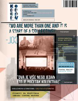 Alternative Film & Video Festival Belgrade - Monoskop