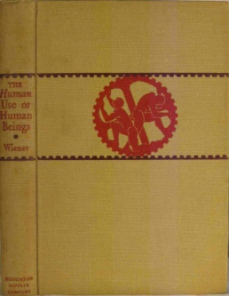 critique of wiener s communication and control 4: cybernetics, science, and society ethics, aesthetics, and literary criticism book reviews and obituaries (mathematicians of our time) (9780262231237): this fourth and final volume contains his work in the field he christened  cybernetics - a synthesis of communication and control in animal, man, and machine.