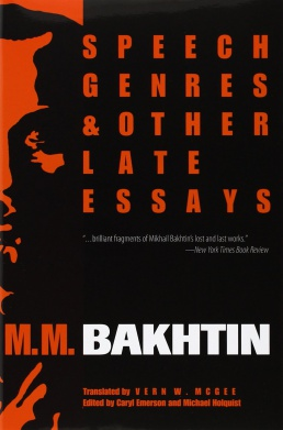 speech genres and other late essays Speech genres and other late essays bakhtin pdf in bakhtins thought the place from which we speak plays an important role sat, 23 jun 2018 18:21:00 gmt.
