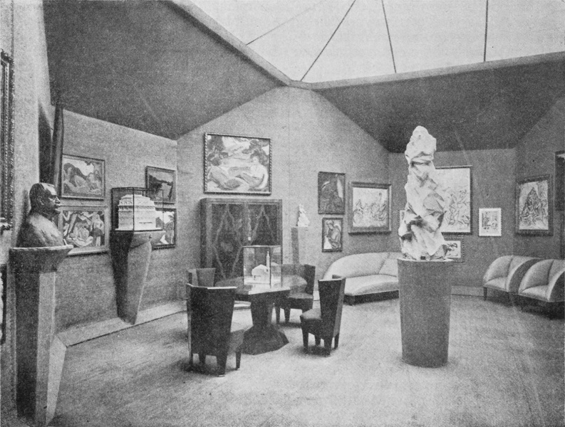 File:First exhibition of Group of Plastic Artists Prague 1912.jpg