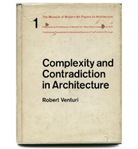 """complexity and contradiction in architecture The architectural firm venturi, scott brown and associates (vsba) introduces   of architecture, at carnegie museum of art """"complexity and contradiction in."""