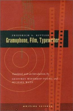 Friedrich Kittler - Monoskop