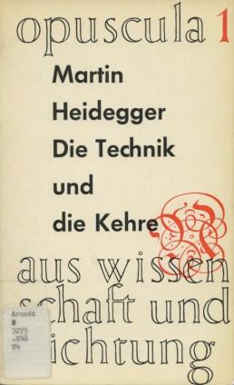 martin heidegger basic writings pdf